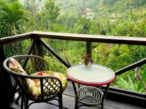 Balcony of the Jwa Room
