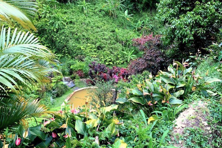 Ti Kwen Glo Cho Spa in Watten Waven Dominica